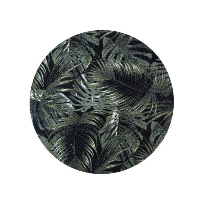 Teppich rund Leaves Ø 100 cm