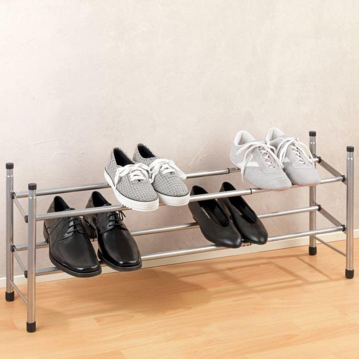 Etagère à chaussures télescopique Click