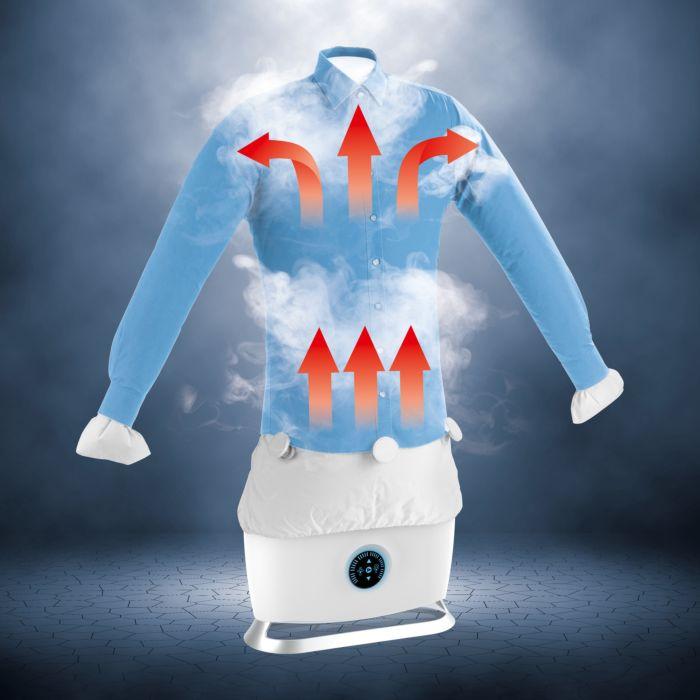 Cleanmaxx Hemdenbügler mit Dampffunktion