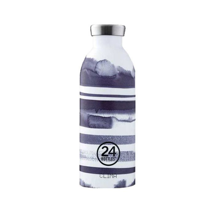 Image of 24Bottles Thermosflasche Clima 500ml anthrazit-weiss