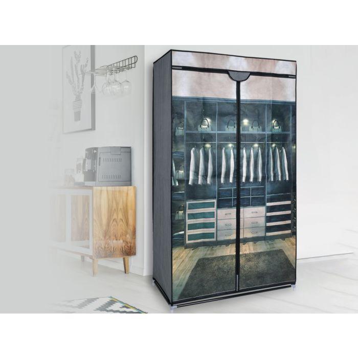 Mottenschrank Garderobe