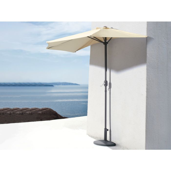 Sonnenschirm Demi mit Sockel UV50+