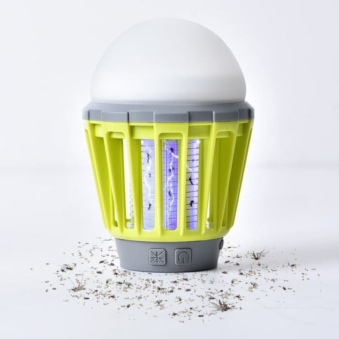 Lampe anti-moustiques Ohmex à accu, 3,7 V