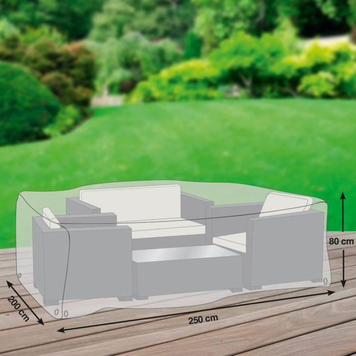 Bâche de protection en polyester pour mobilier de jardin
