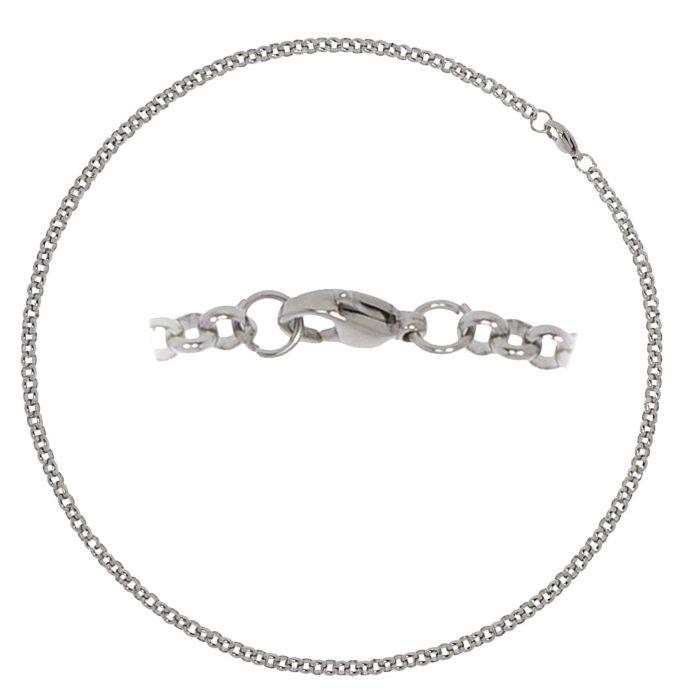 Halskette Edelstahl, 4,0 mm