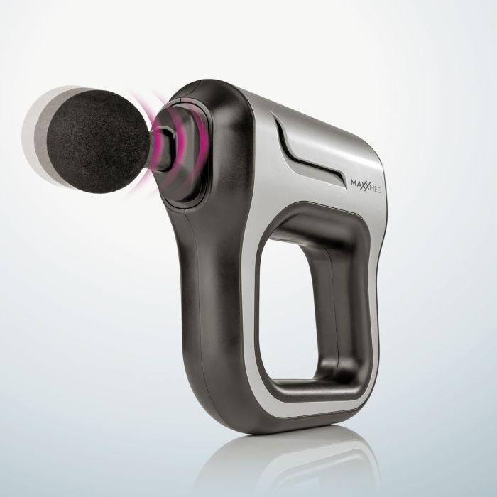 Appareil de massage intensif Maxxmee Hyper Gun, 22,2 V