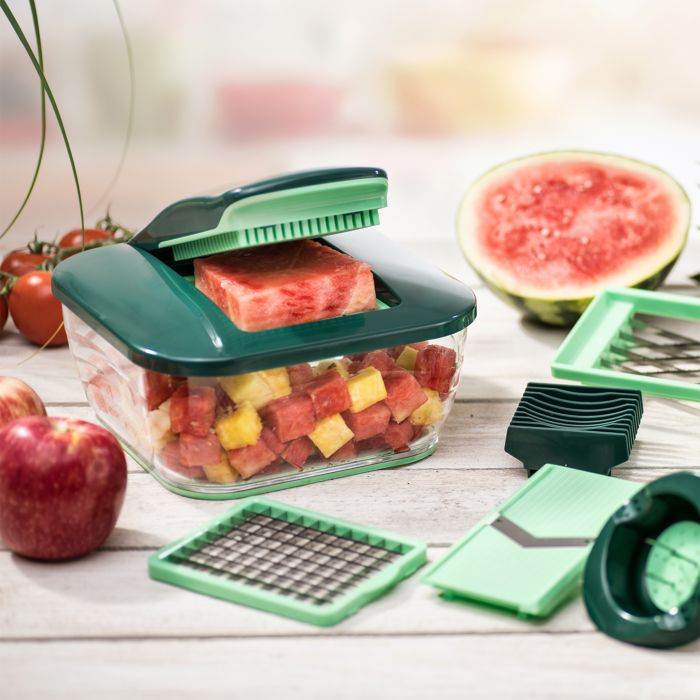 Genius Nicer Dicer Chef, Set 15­teilig