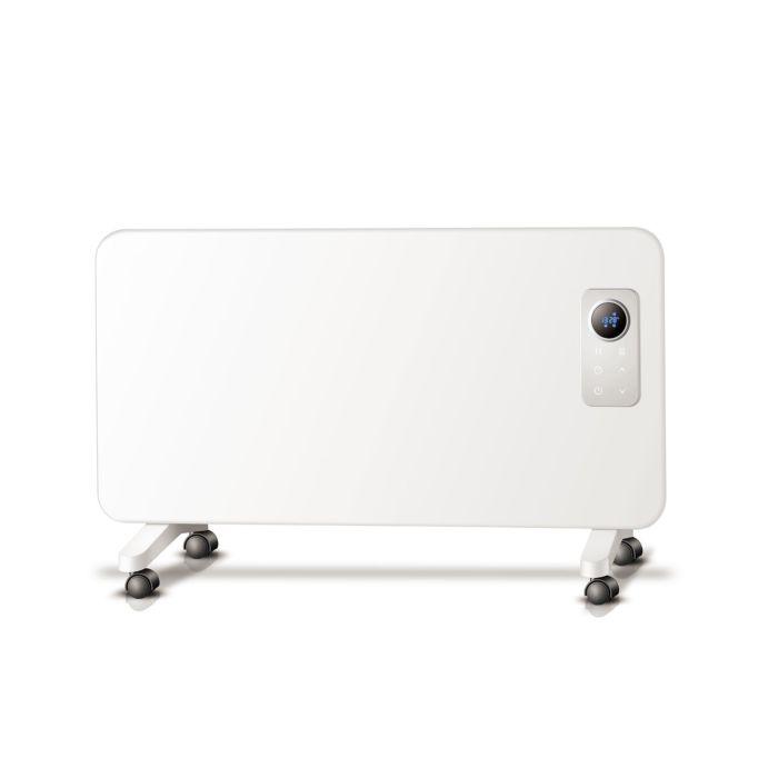 Ohmex Elektro-Heizung mit LED-Display und Bluetooth
