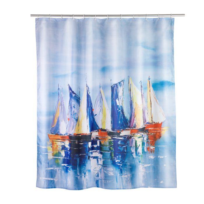 Duschvorhang Sailing