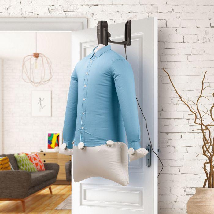 Kompakt-Hemdenbügler – ideal für unterwegs