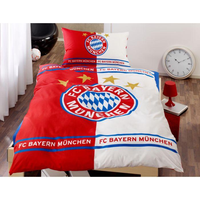 Bayern München Bettwäsche Günstig Lehner Versand
