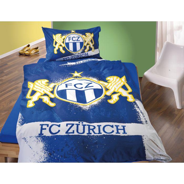 Fussball-Bettwäsche FCZ
