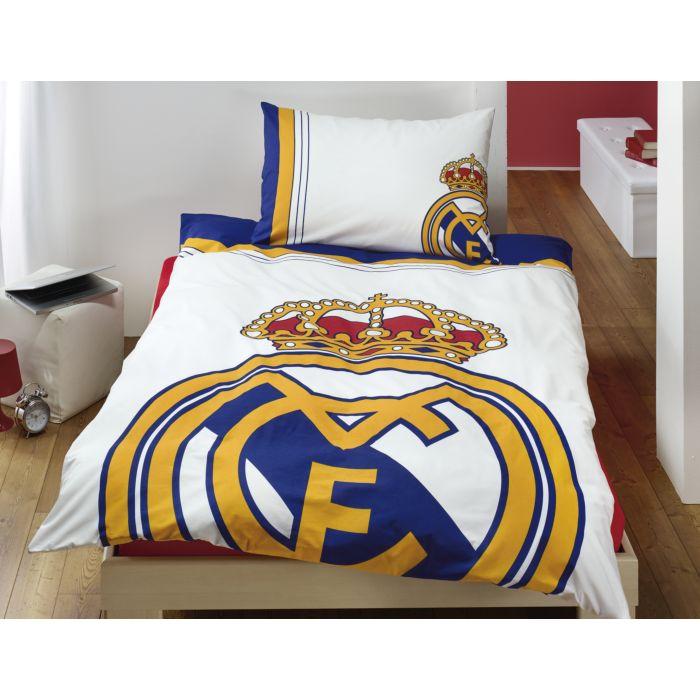 Real Madrid Bettwäsche Günstig Lehner Versand