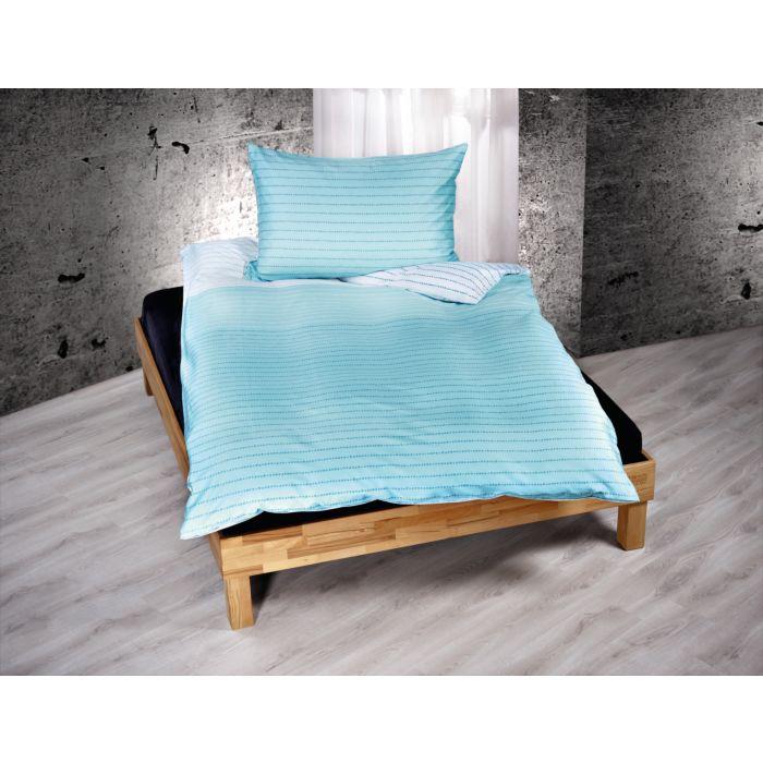 Tom Tailor Bettwäsche In Hellen Farben Und Mit Feinen Streifen