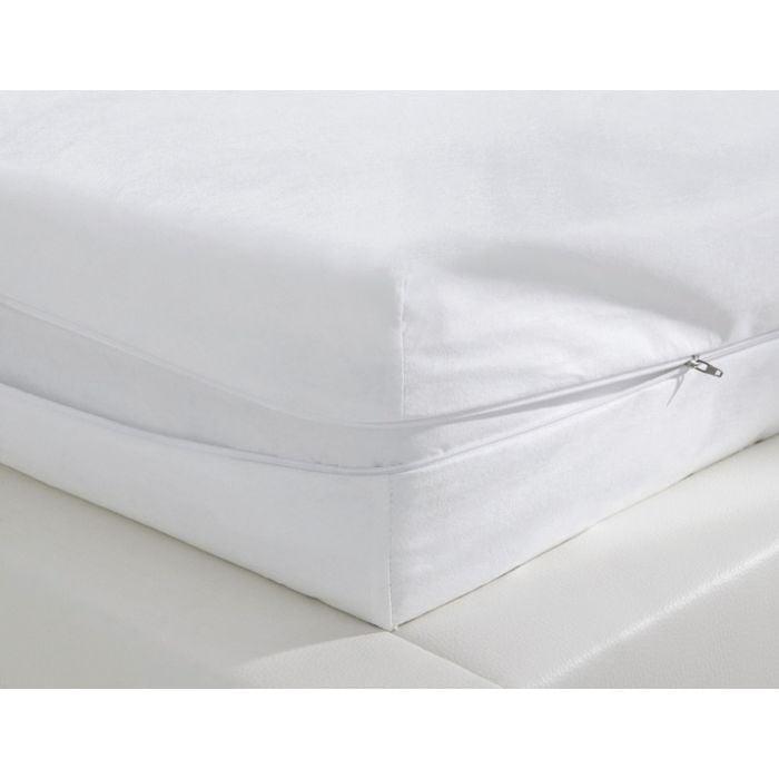 Milbendichte Schutzbezüge für Matratzen, Kissen und Duvets