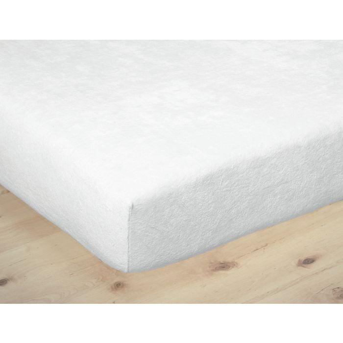 Frottee-Fixmolton 100% Baumwolle gekämmt