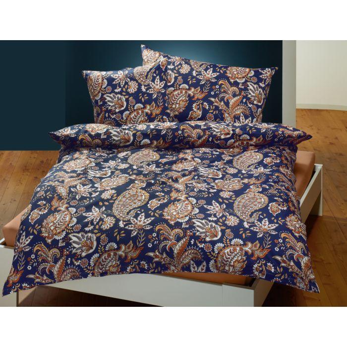 Bettwäsche mit floralem Paisley-Muster