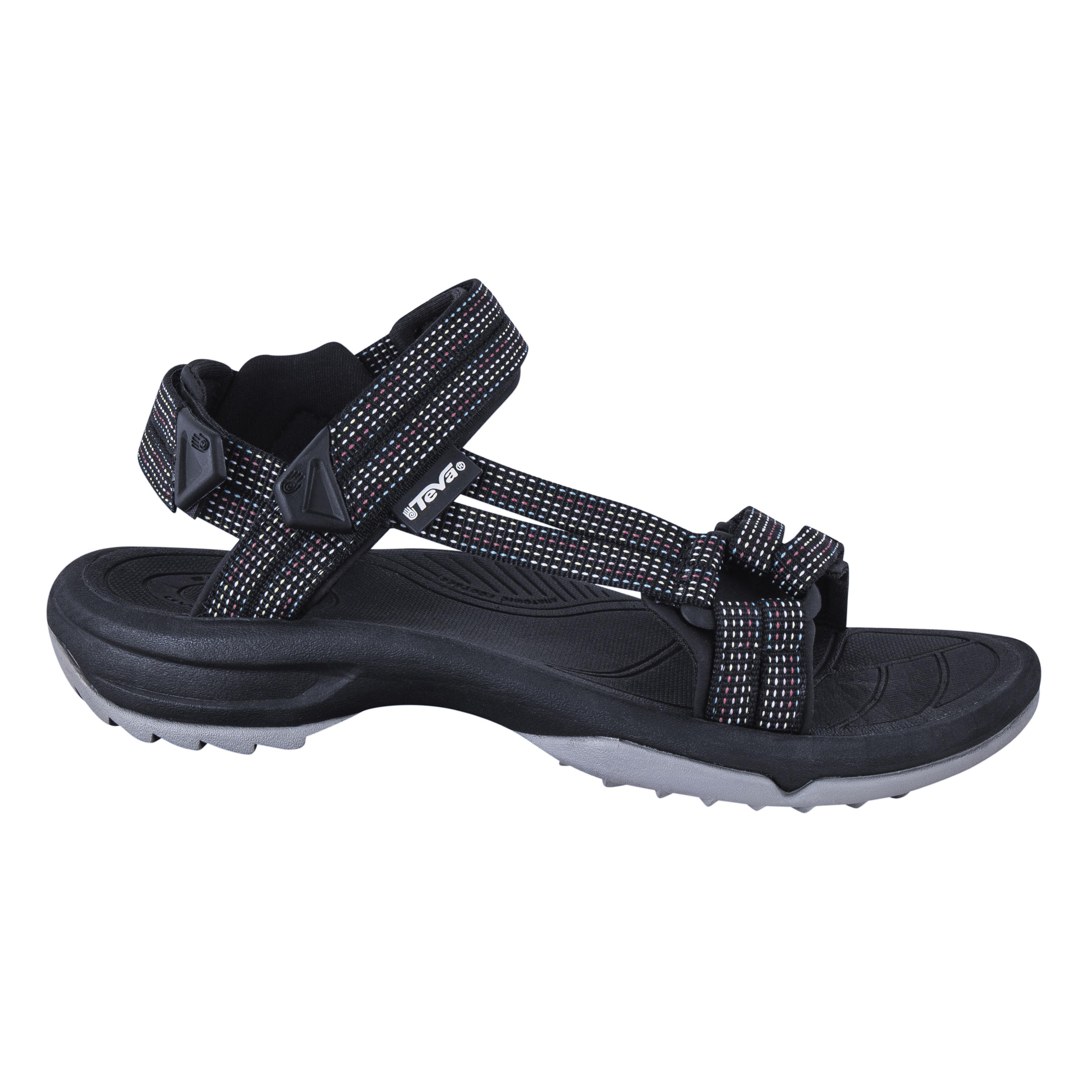 sports shoes 20847 06a75 TEVA Sandale Terra Fi Lite Damen schwarz