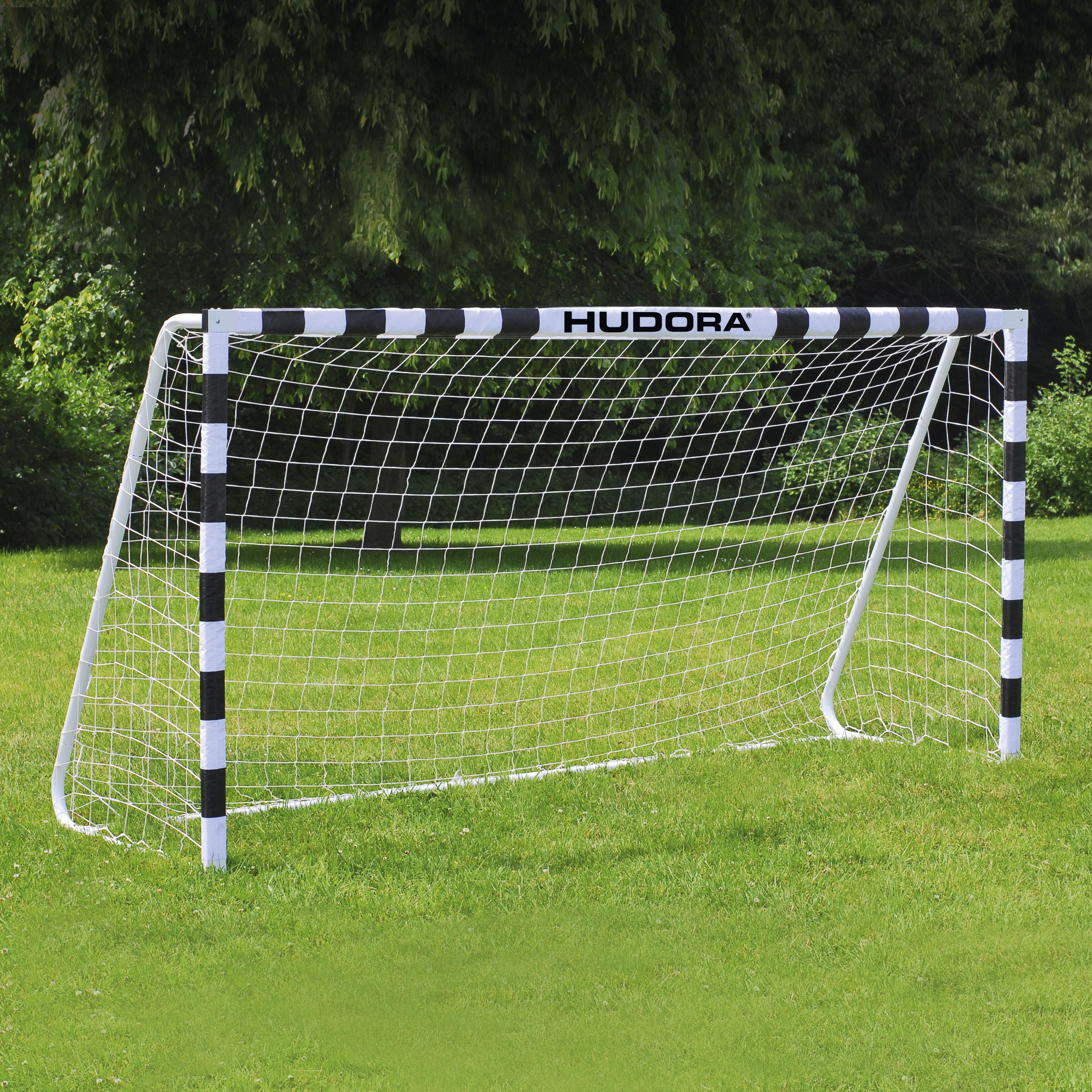 Fussballtor Hudora Fur Den Garten