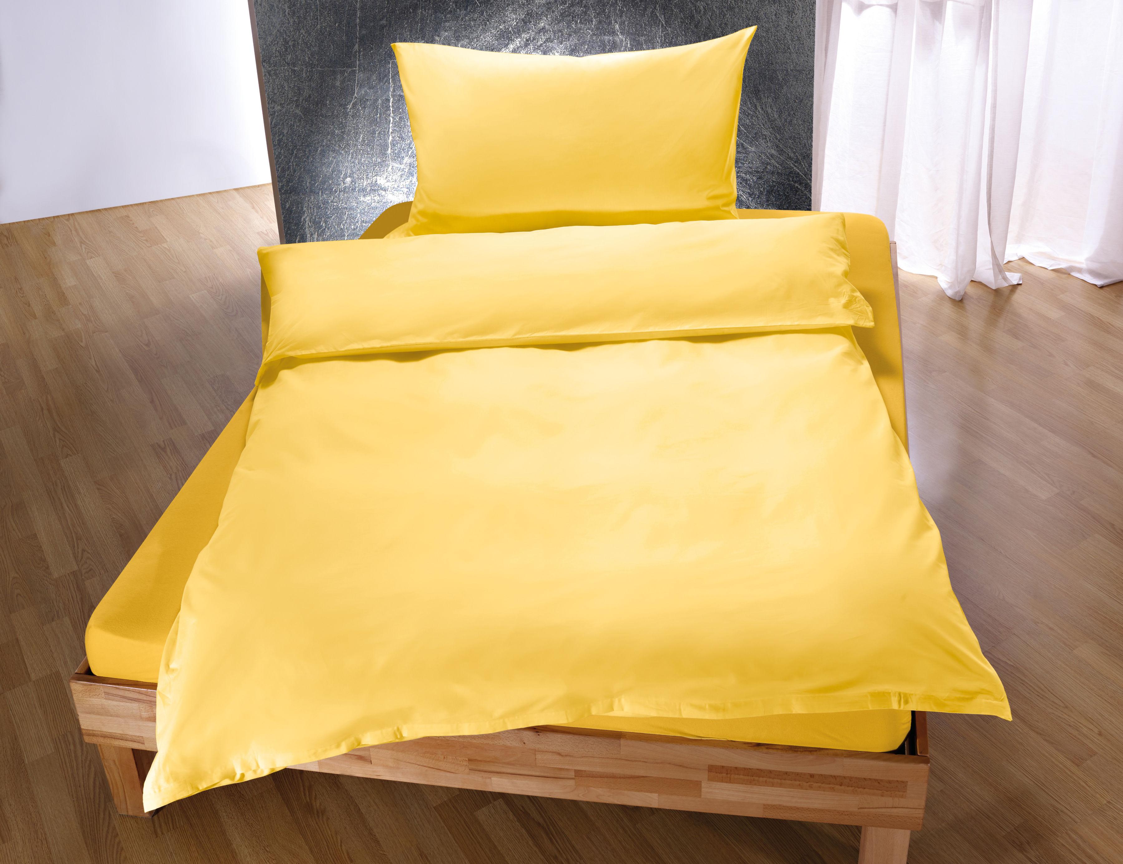Baumwoll Bettwäsche Einfarbig Günstig Lehner Versand