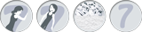 My7 Betten Icons