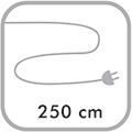 Trisa Kabel 250cm